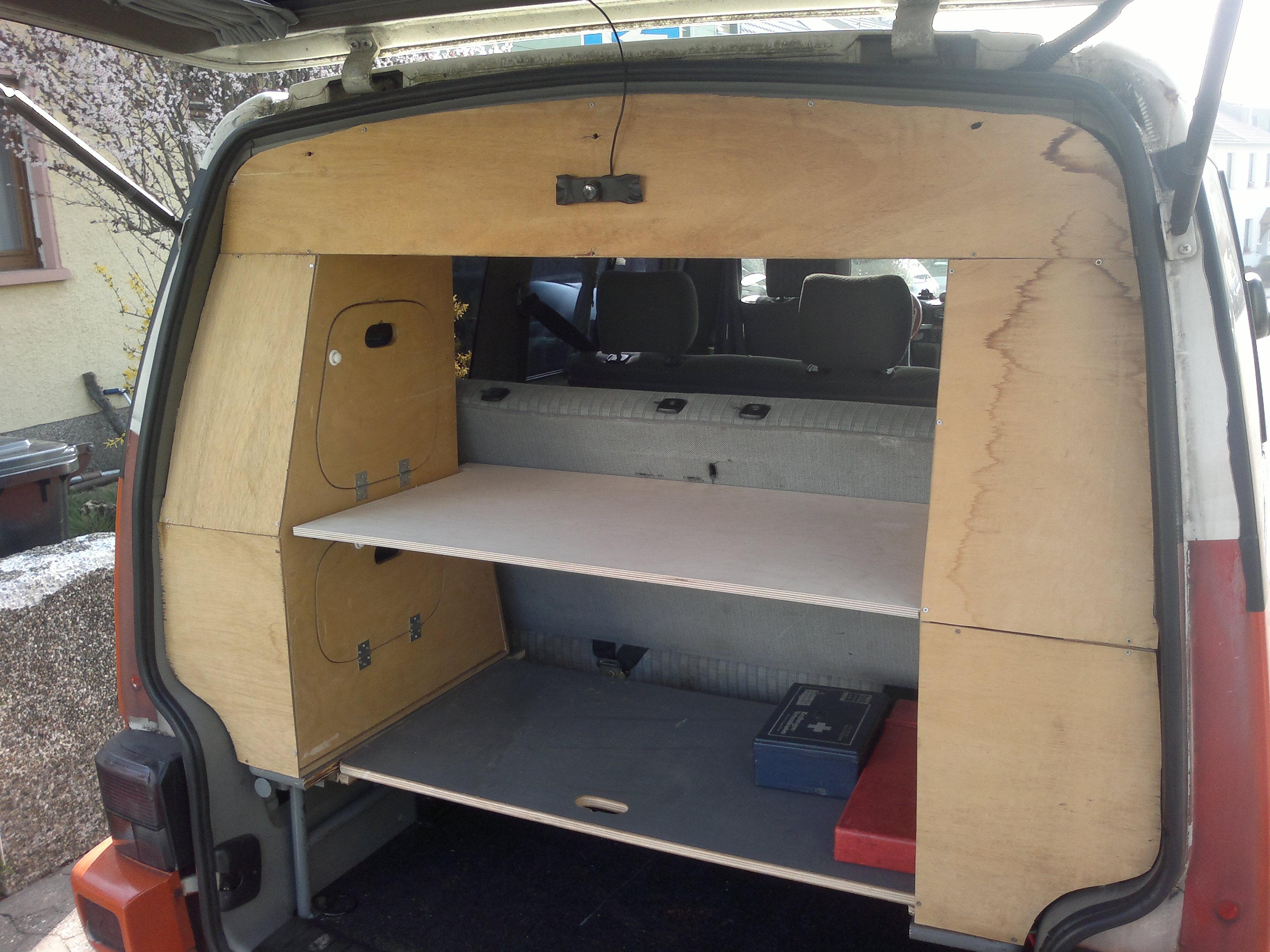 hechschrank selbst bauen wohnmobil und wohnwagentechnik. Black Bedroom Furniture Sets. Home Design Ideas